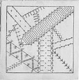 Crazy Quilt Quiltindex Quilting Blocks Patterns Stitches Patchwork Quilts sketch template