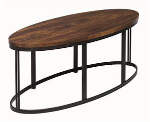 Amish malibu oval coffee table for Amish oak coffee table