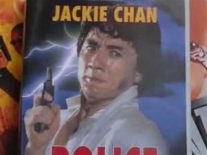 FULCILIVES1990 präsentiert sein Jackie Chan-DVD-Update ...