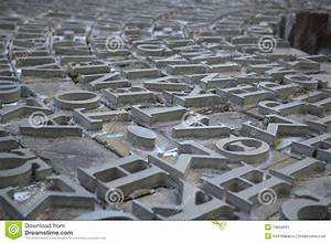 Metal greek letters stock image image 19694831 for Metal greek letters