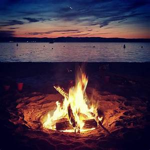Campfire. #NY #newyork #upstate #upstatenewyork #beach #fi ...