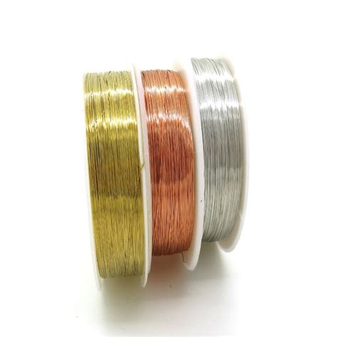Kawat Wire Silver aliexpress buy wholesale 3pcs multicolor gold