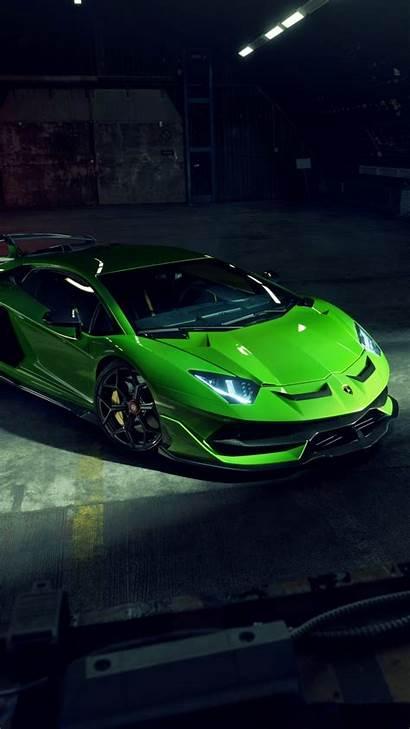 Lamborghini Novitec Aventador Svj 5k Mobiles 1280