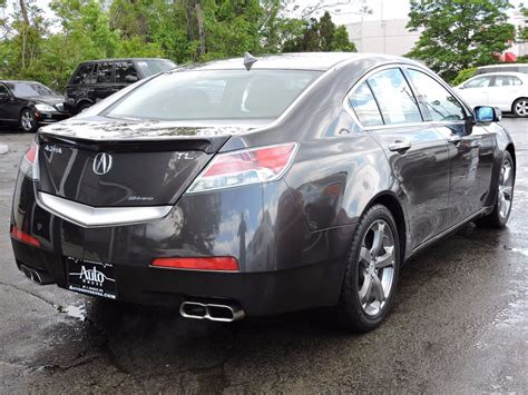 Used 2010 Acura Tl Tech Auto At Saugus Auto Mall