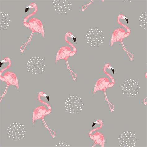 fotooboi pattern flamingo tematika oboi art oboi
