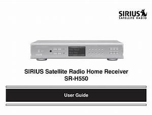 Sirius Satellite Radio Sr