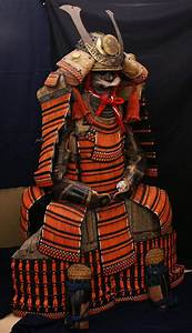 Samurai Armour- Often, pre-steel armor was made out of ...