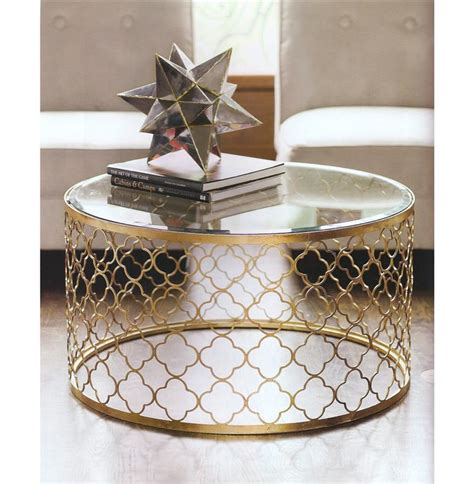 gold glass top coffee table coffee table round gold coffee table awesome 10 decor