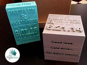 3d printed wedding invites With cheap 3d wedding invitations