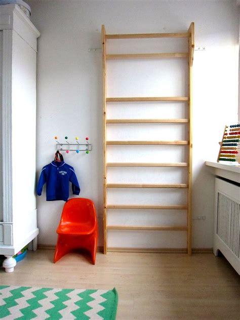 Kinderzimmer Gestalten Klettern by Die Besten 25 Sprossenwand Ideen Auf