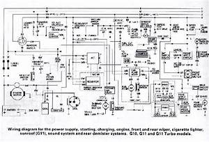Wiring Diagram Of Daihatsu G10  60590