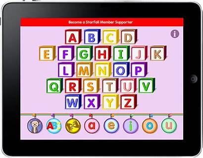 Starfall App Abcs Abc Ipad Apps Alphabet