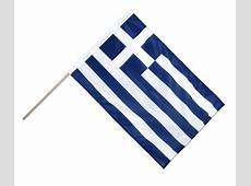 Stockflagge PRO Griechenland Flagge, griechische 60 x 90 cm
