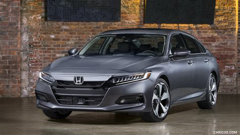 Accord Wallpaper by 2018 Honda Accord Touring Front Hd Wallpaper 10