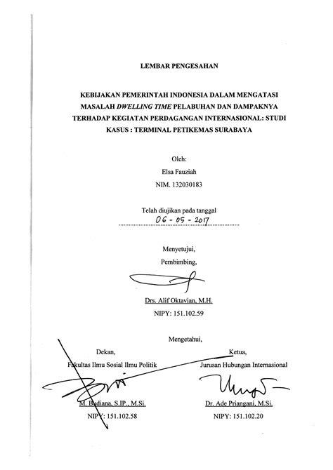 KEBIJAKAN PEMERINTAH INDONESIA DALAM MENGATASI MASALAH