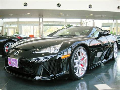 Lexus Lfa ( Black ) For Sale In Japan $$