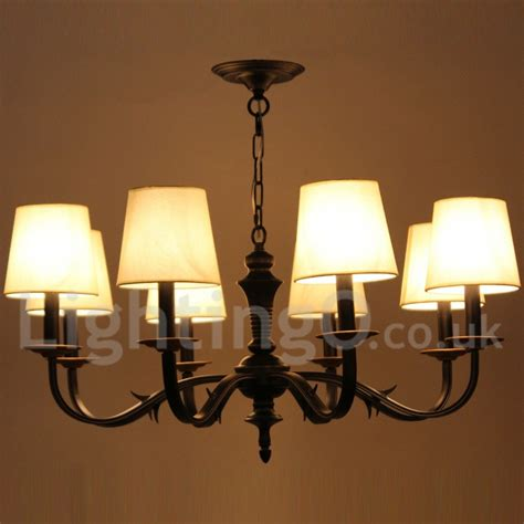 light the bedroom candles 8 light led dining room living room bedroom retro candle 15864   8 light led dining room living room bedroom retro candle style chandelier