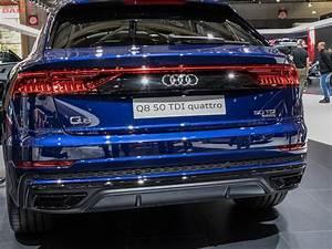 Audi Paris 17 : paris motor show audi q8 flagship suv is sportiest suv ~ Medecine-chirurgie-esthetiques.com Avis de Voitures