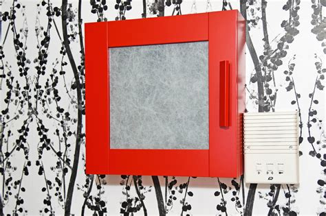 kitchen cabinets reno hide your electrical panel with this ikea 3203