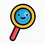 Education Icon Magnifier Icons 512px