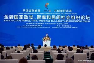 BRICS political parties, think tanks, non-governmental ...