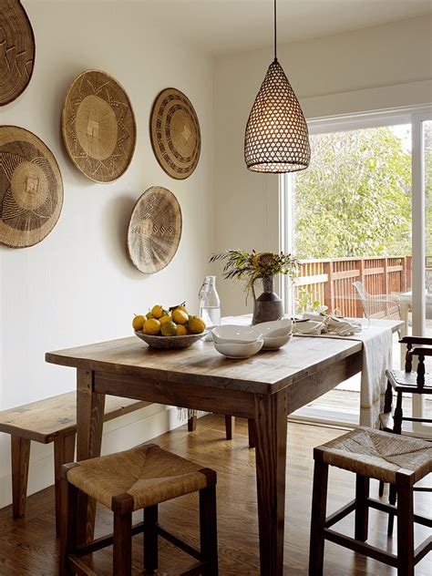 5 Rustic Dining Room Wall Décor