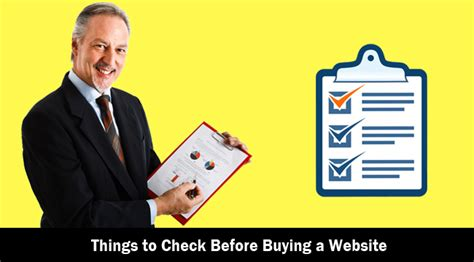 Things You Absolutely Need To Know About Buying A Website