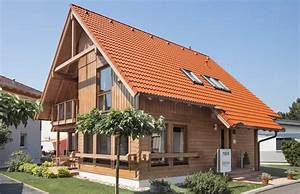 Holz Fertighaus Bungalow : elk fertighaus elk blockhaus 142 ~ Markanthonyermac.com Haus und Dekorationen