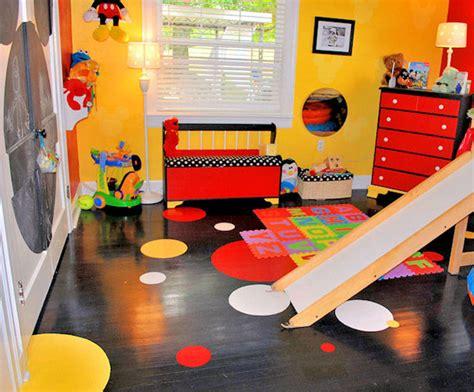 chambre mickey la chambre d 39 enfant la maison de mickey momes