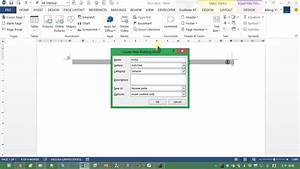 How To Number Equations Sequentially In Microsoft Word