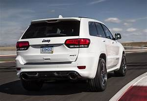 Jeep U2019s Grand Cherokee Srt For 2017 Is More At Home On The