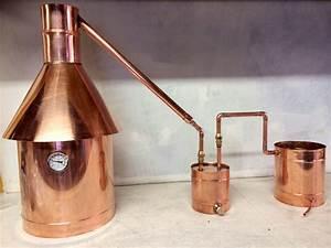 WAW 12 Gallon Complete Copper Moonshine / Liquor ...