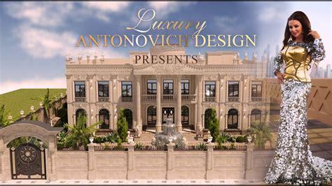 Luxury interior design company in UAE   Luxury Antonovich