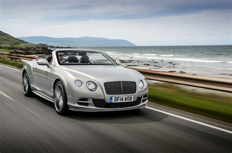 2018 Bentley Continental Gt Speed Fastest Production Model Yet