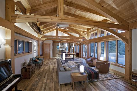 Timber Frame Case Study