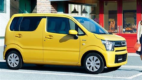 Suzuki Karimun Wagon R Picture by All New Suzuki Wagon R Picture Gallery Carwale