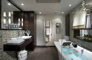 hgtv design with candice takes on modern bathroom design abode - Candice Bathroom Designs