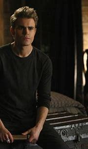 Paul Wesley as Stefan in The Vampire Diaries. | Vampire ...