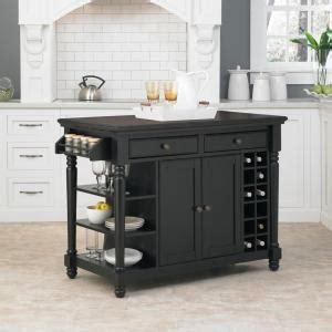 small black kitchen island home styles grand torino black kitchen island with storage 5354