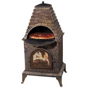 Vintage Outdoor Fireplace