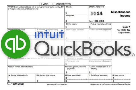 MISC : File Irs 1099-misc Forms (without Eins) In Quickbooks