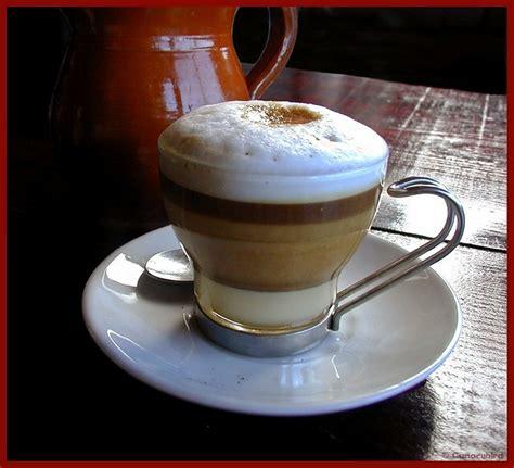 Cafe Cortado Leche Leche - a photo on Flickriver