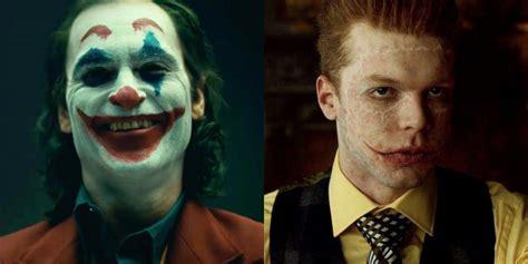actor joker in gotham gotham actor trolls joaquin phoenix s joker in new video