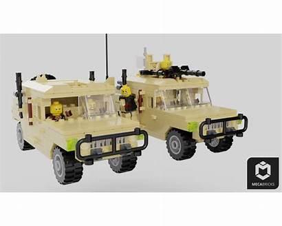 Military Vehicles Moc Hummer Mocs Lego Rebrickable