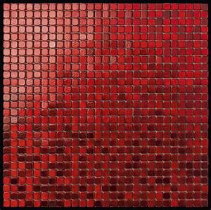 mosaique salle de bain rouge d coration mosaique rouge With mosaique rouge salle de bain