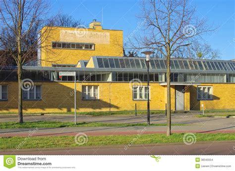 Immagini Di Uffici Ufficio Di Collocamento Storico Di Dessau Fotografia Stock