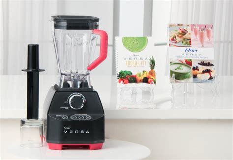 oster versa  watt professional blender review