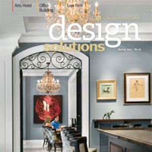 design solutions magazine awi design solutions magazine released woodworking network