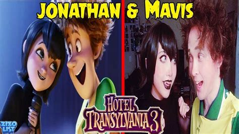 hotel transylvania  characters  real life hotel