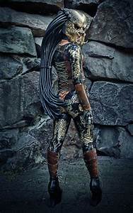 Horror Cosplay Friday: Watch out for this Fierce Predator ...